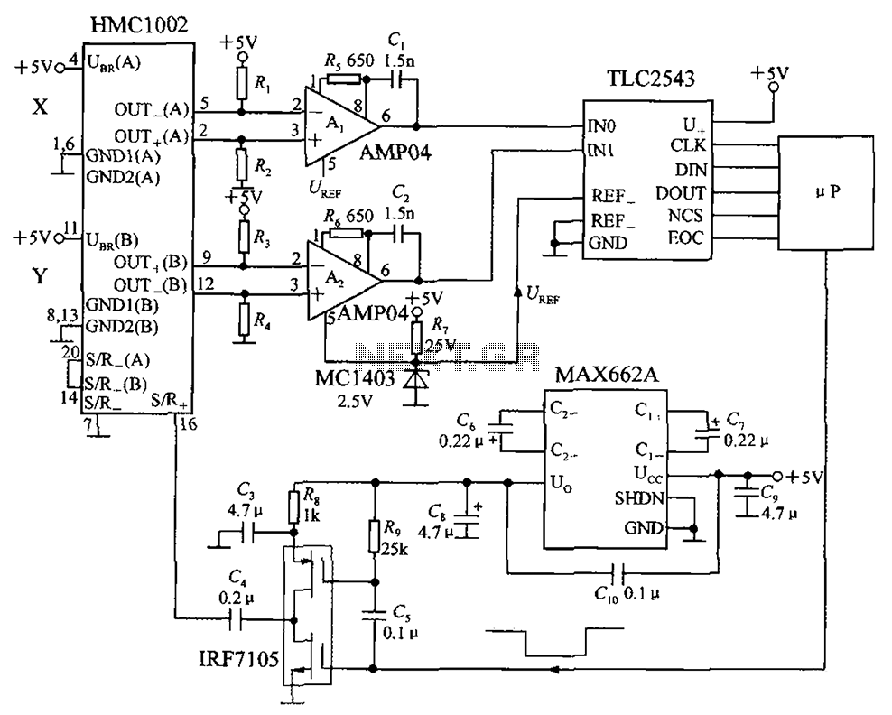 Magnetic Power Converter Wiring Diagram