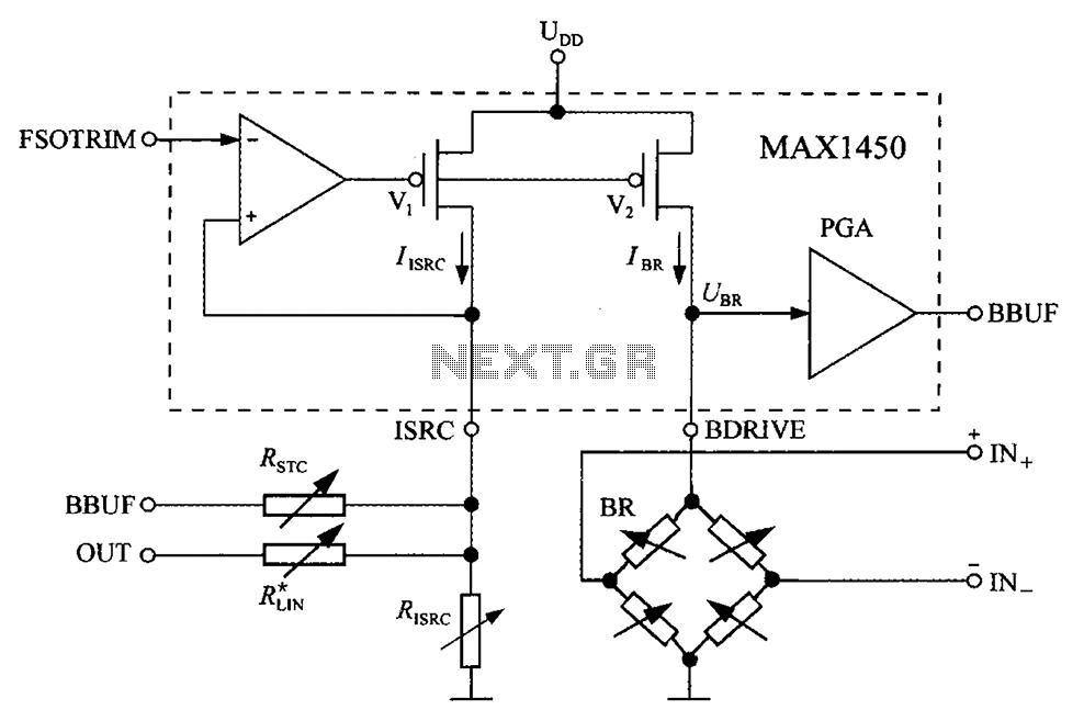 lamp sequencer schematic circuit diagram