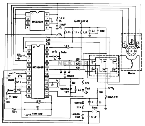 small resolution of brushless dc motor wiring circuit motorcontrol controlcircuit brushless dc motor control circuit diagram controlcircuit circuit