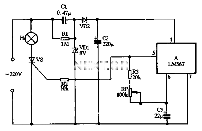 laser led circuit Page 16 :: Next.gr
