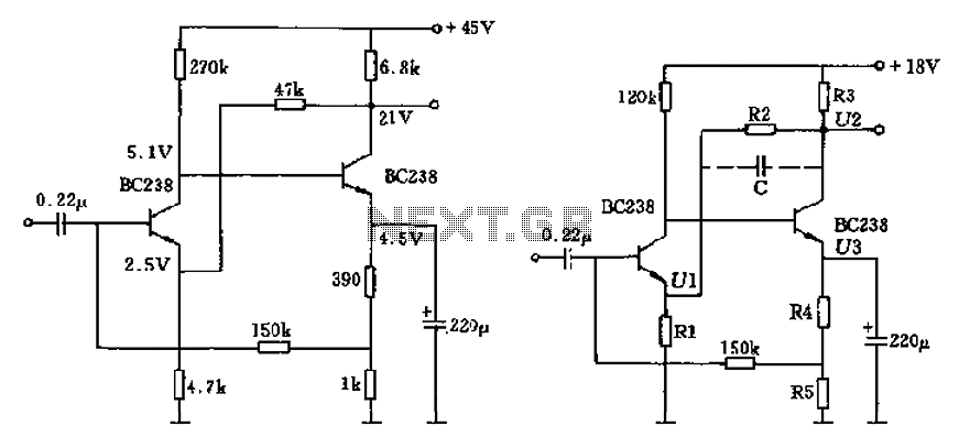 General Purpose Amplifier circuit diagram under Other