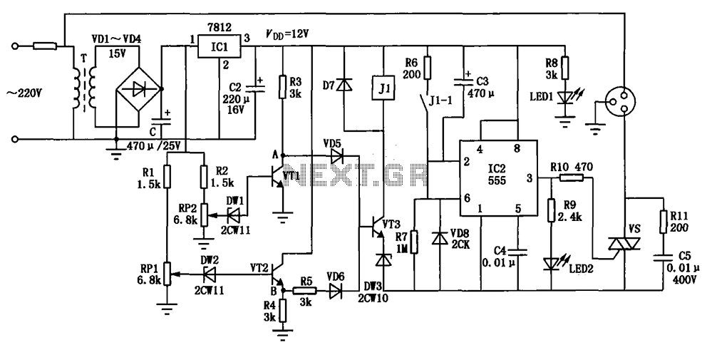 security alarm circuit Page 5 :: Next.gr