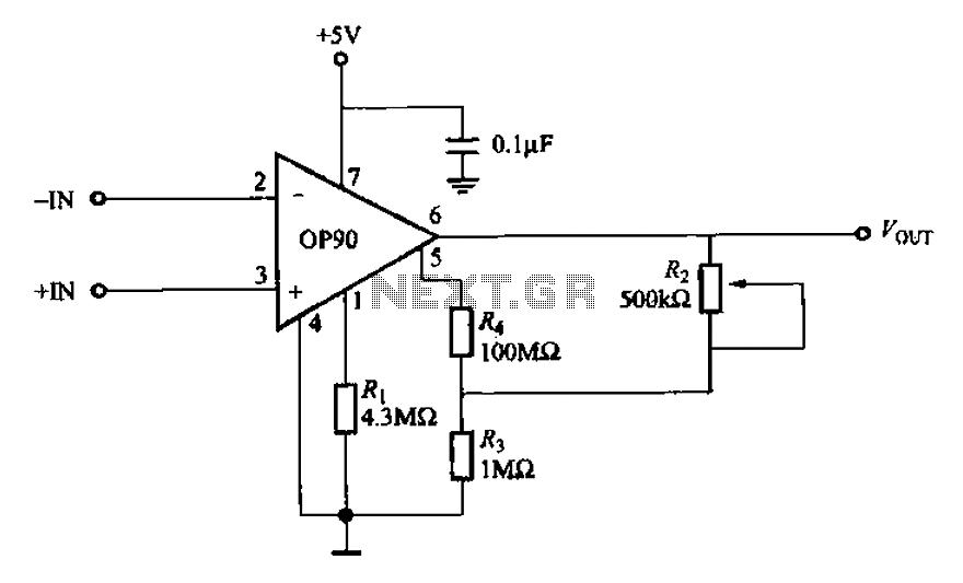 micro power circuit : Power Supply Circuits :: Next.gr