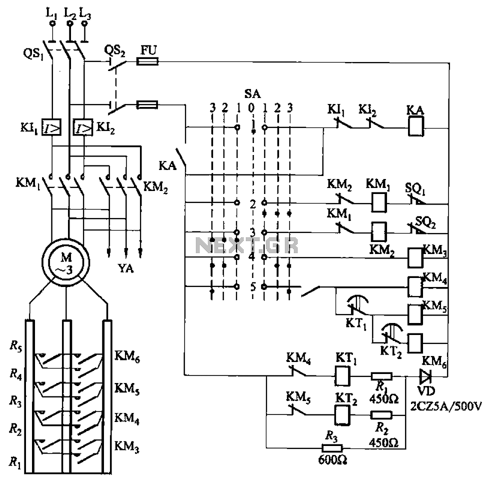 magnetic circuit : Sensors Detectors Circuits :: Next.gr
