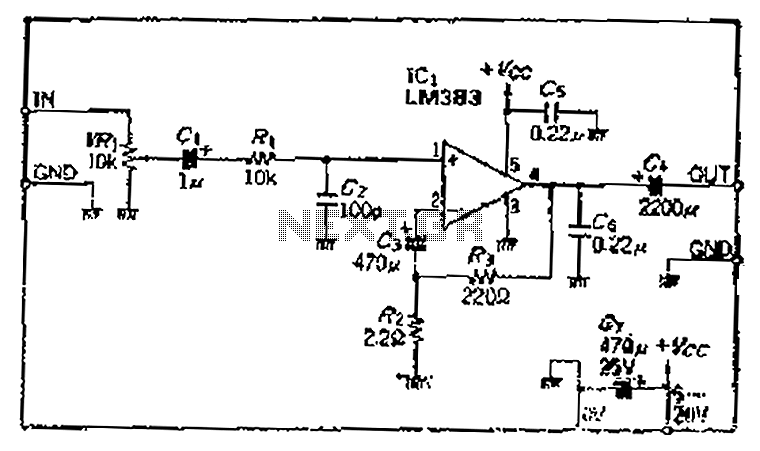 audio amplifier circuit Page 5 : Audio Circuits :: Next.gr