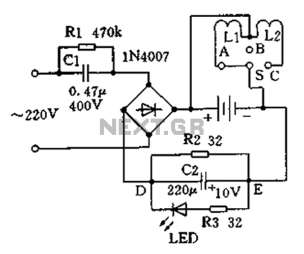 battery charger circuit Page 3 : Power Supply Circuits