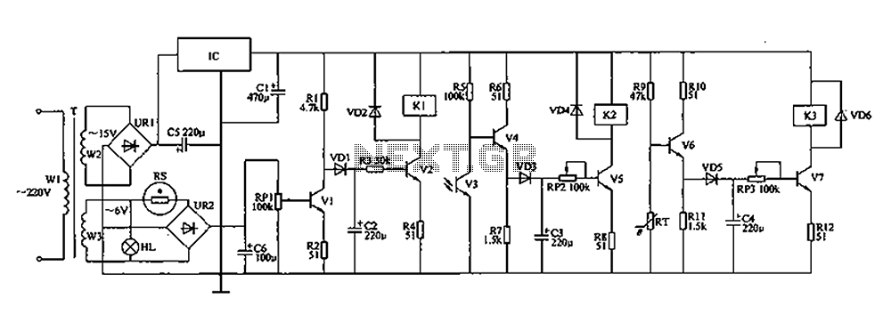 Coop automatic controller circuit diagram under Automation
