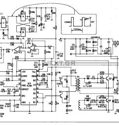 days to tn 1 intelligent negative pulse charging circuit [ 1200 x 825 Pixel ]