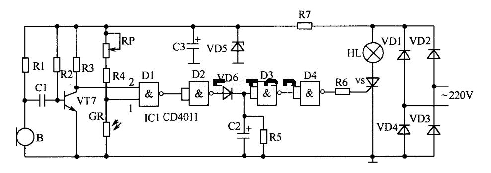 Meter Counter Circuit Next Gr