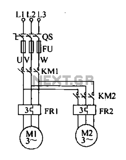 delay circuit : Meter Counter Circuits :: Next.gr