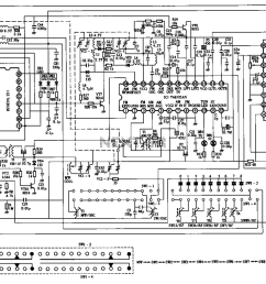 desheng 119 700 high sensitivity l2 band stereo radio circuit diagram [ 1232 x 879 Pixel ]