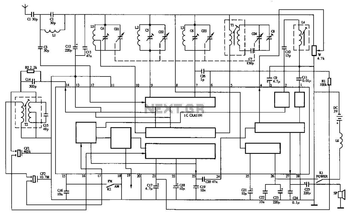 electronic circuit :: Next.gr