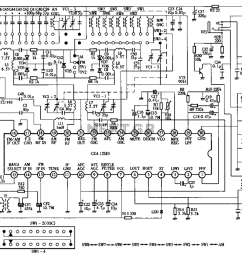 tuner circuit diagram likewise fm radio receiver circuit diagram on radio receiver circuit diagram likewise transistor radio circuit [ 1248 x 787 Pixel ]
