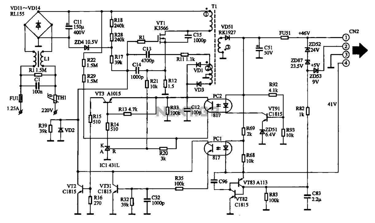Canon Printer Power Supply Diagram, Canon, Get Free Image