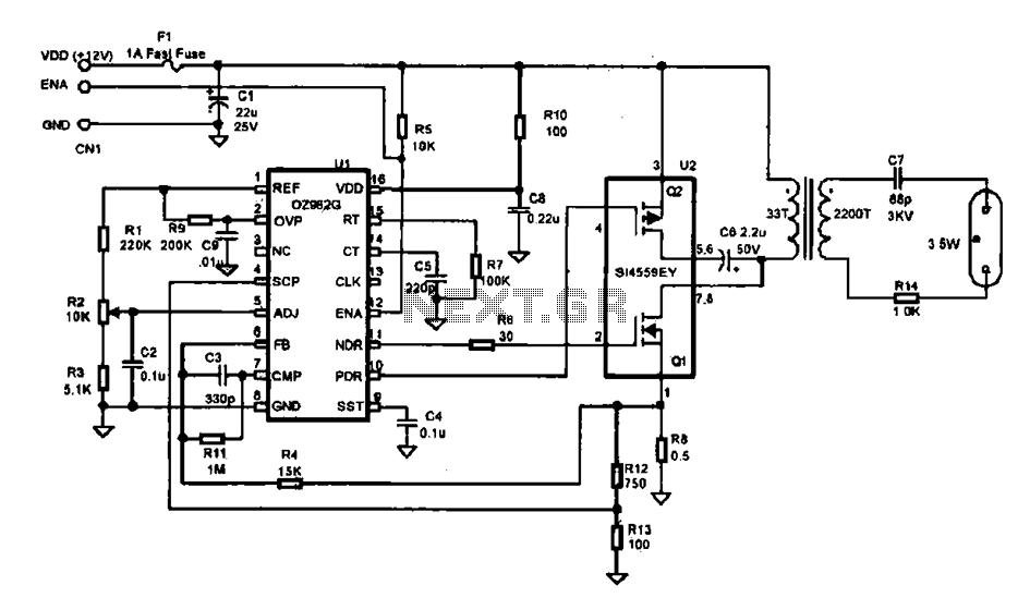 demodulator circuit : Other Circuits :: Next.gr