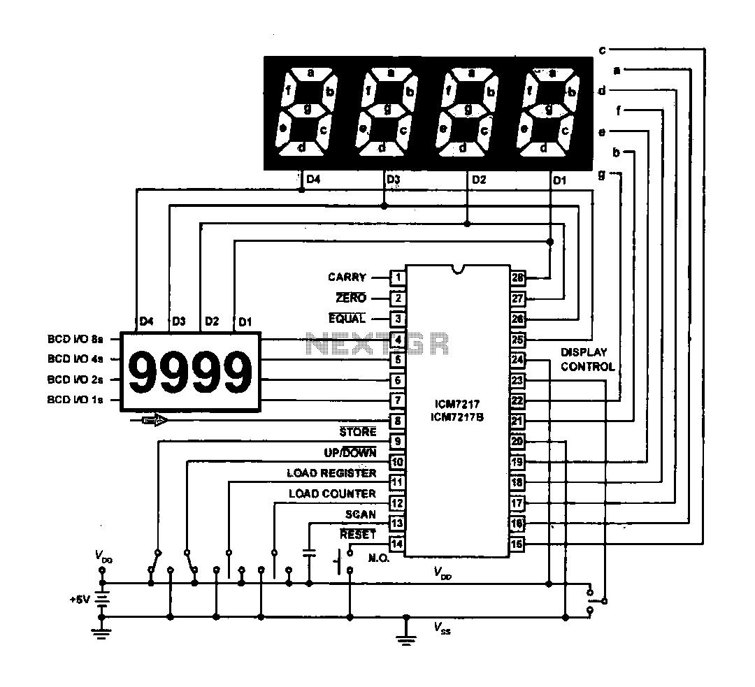 led lamp driver circuit diagram hyundai excel ecu wiring light laser circuits next gr