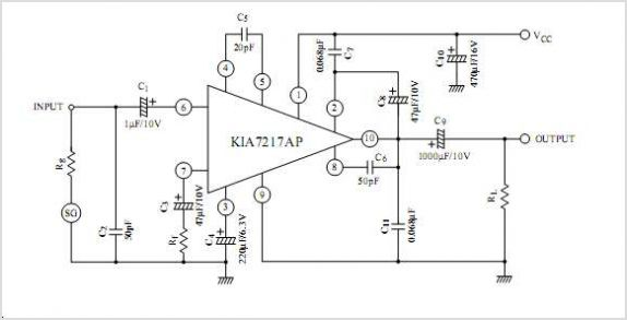 fm stereo demodulator audio amplifier schematic circuits picture