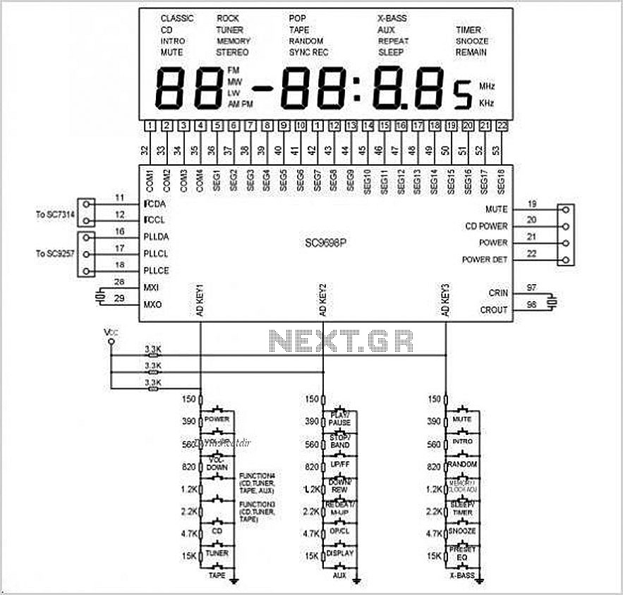 decoder circuit Page 5 : Digital Circuits :: Next.gr