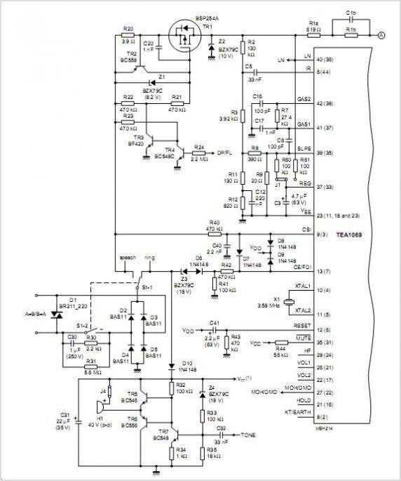 audio effect circuit Page 9 : Audio Circuits :: Next.gr