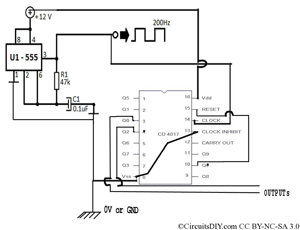 > circuits > simplest modified sinewave inverter without