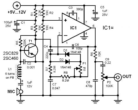 micprocessor