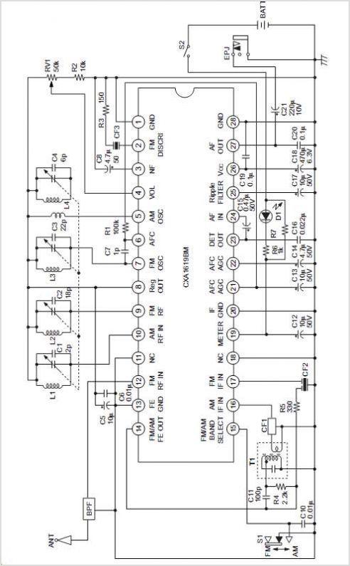 Wiring Diagram For Sony Radio Sony Speakers Wiring Diagram