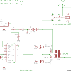Solar Grid Tie Inverter Circuit Diagram Fuel Pump Aircraft Schematic Get Free Image About