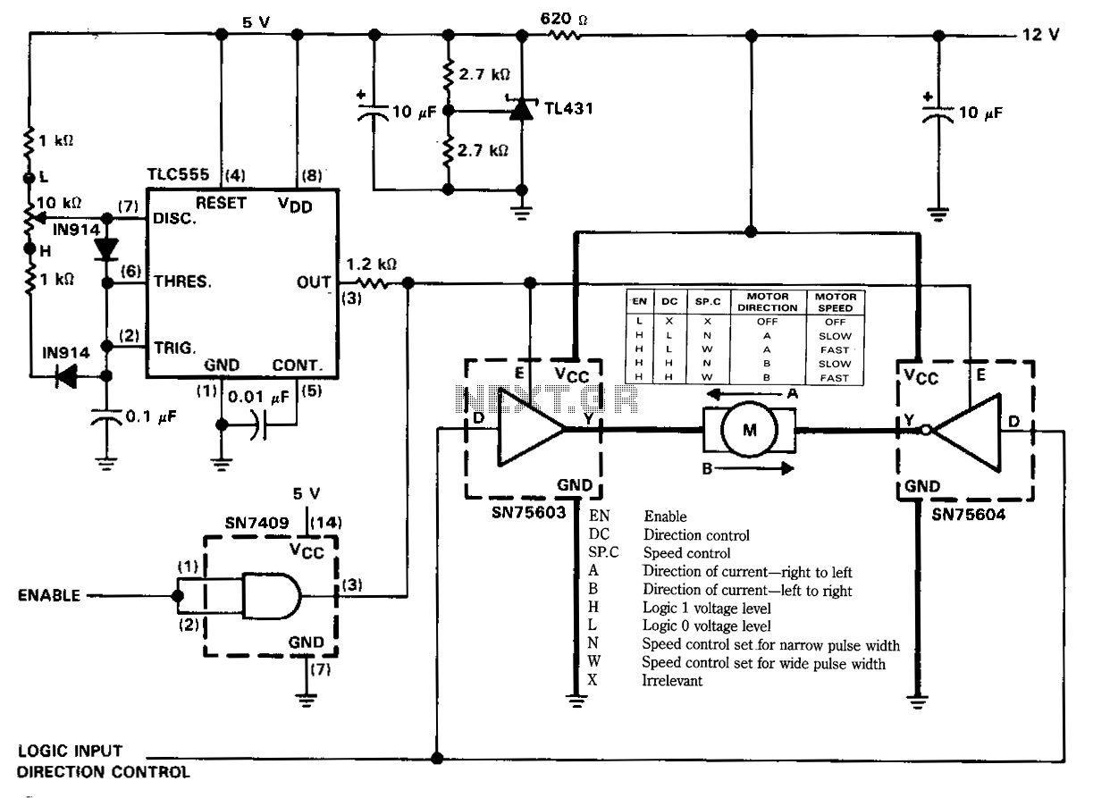 dc drives wiring diagram