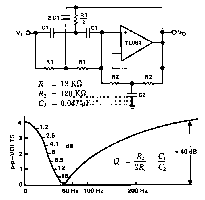 Notch Filter Schematic, Notch, Free Engine Image For User