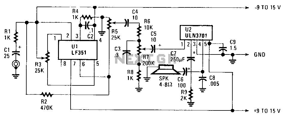 Backup Supply Capacitor Circuit Diagram Tradeoficcom | #1