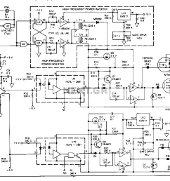 class d power amplifier schematic audio  [ 1525 x 845 Pixel ]