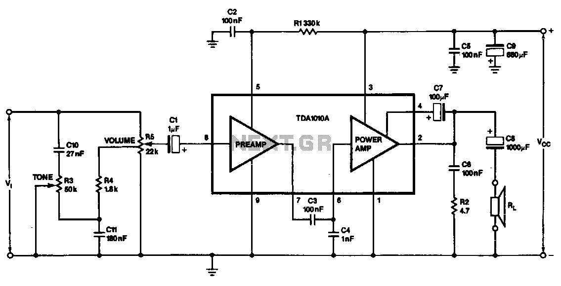 audio amplifier circuit Page 3 : Audio Circuits :: Next.gr