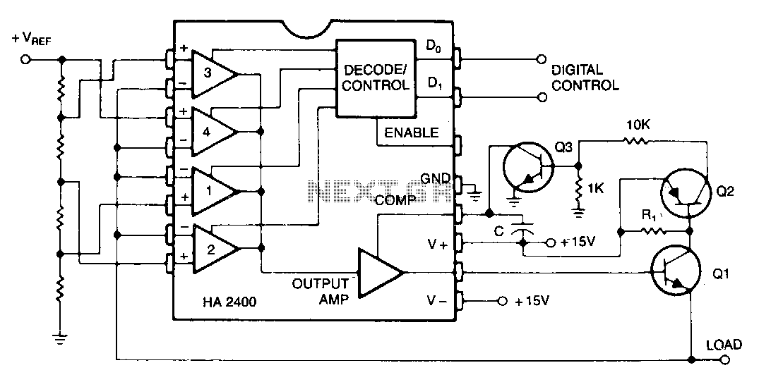 Programmable-power-supply under AC-DC & DC-DC Circuits