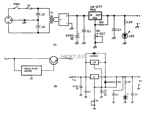 small resolution of 3 30v universal power supply module