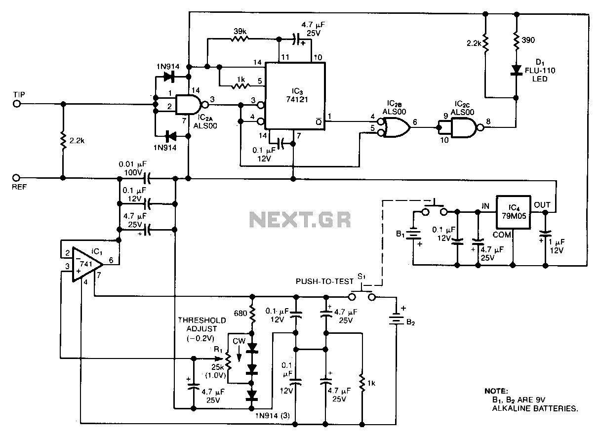 Sensor Detector Circuit Page 5 Next