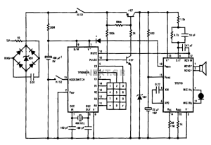 telephone circuit : Telephone Circuits :: Nextgr