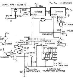 cmos precision programmable laboratory timer [ 1038 x 964 Pixel ]