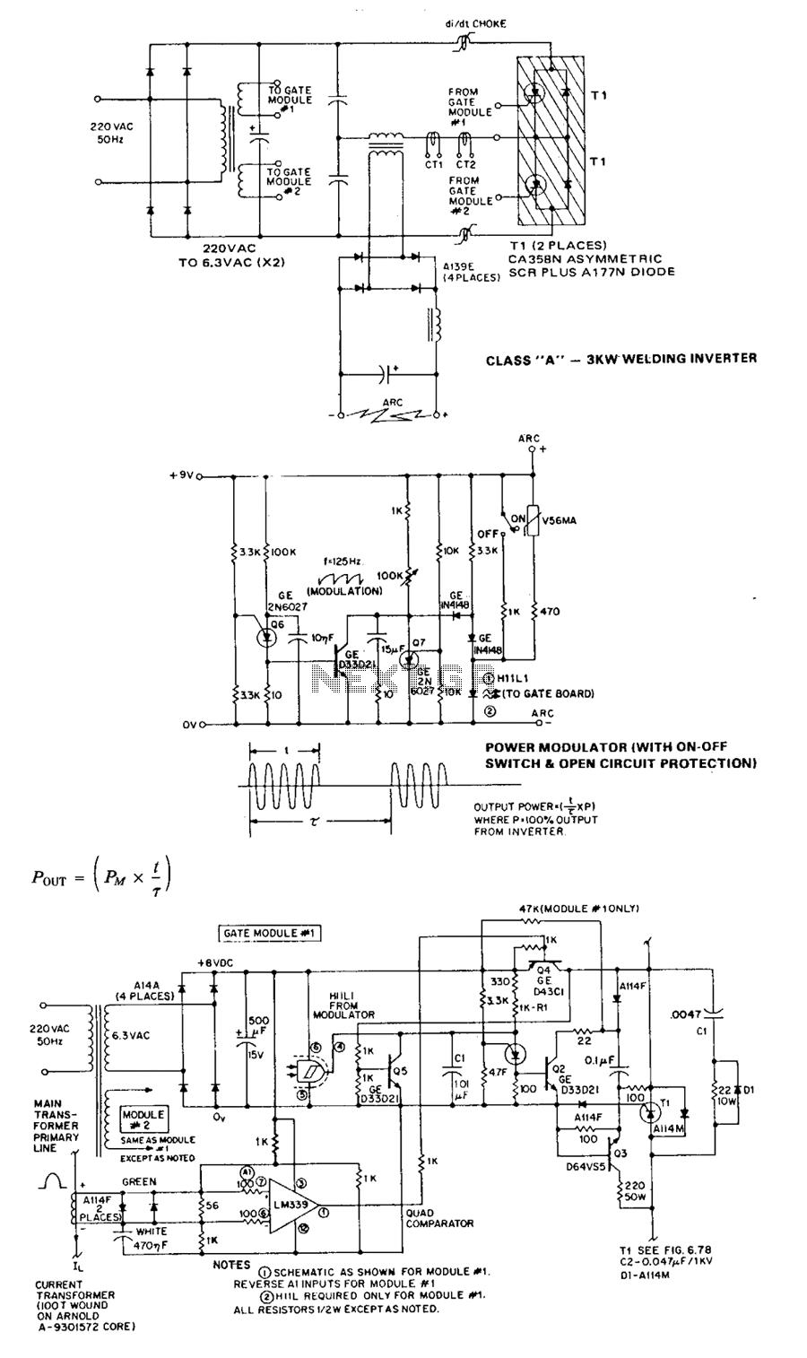 electric resistance welding diagram