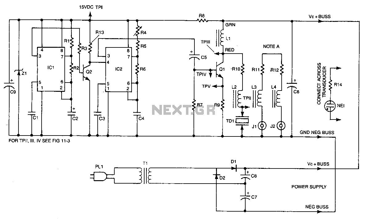 Ultrasonic-pulsed-pest-controller under Ultrasonic