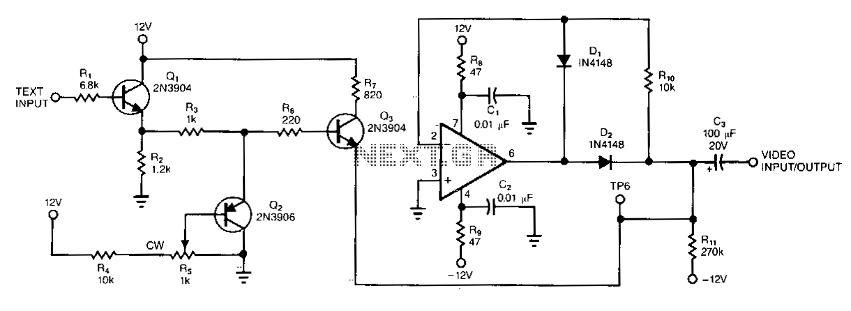 tv video circuit : Video Circuits :: Next.gr