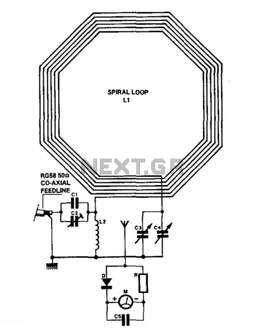 > rf > antennas > loop antennas > Loop Antenna For 3.5 Mhz