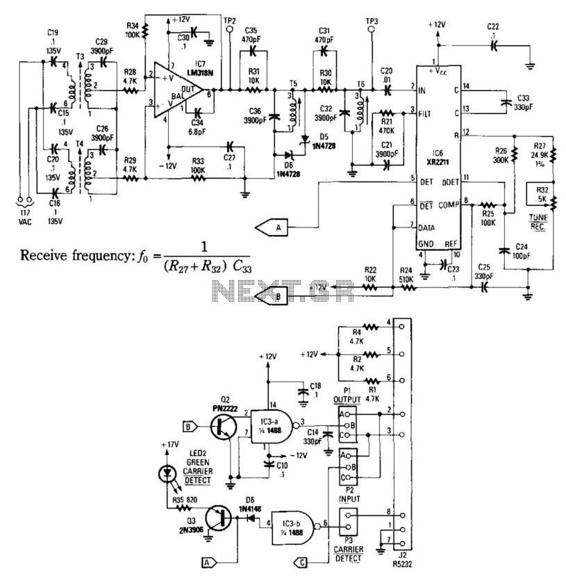 data bus circuit : Digital Circuits :: Next.gr