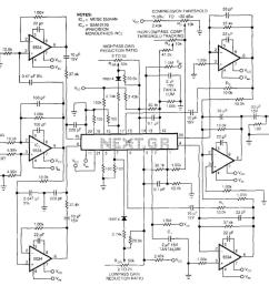 audio compressor audio band splitter [ 934 x 852 Pixel ]