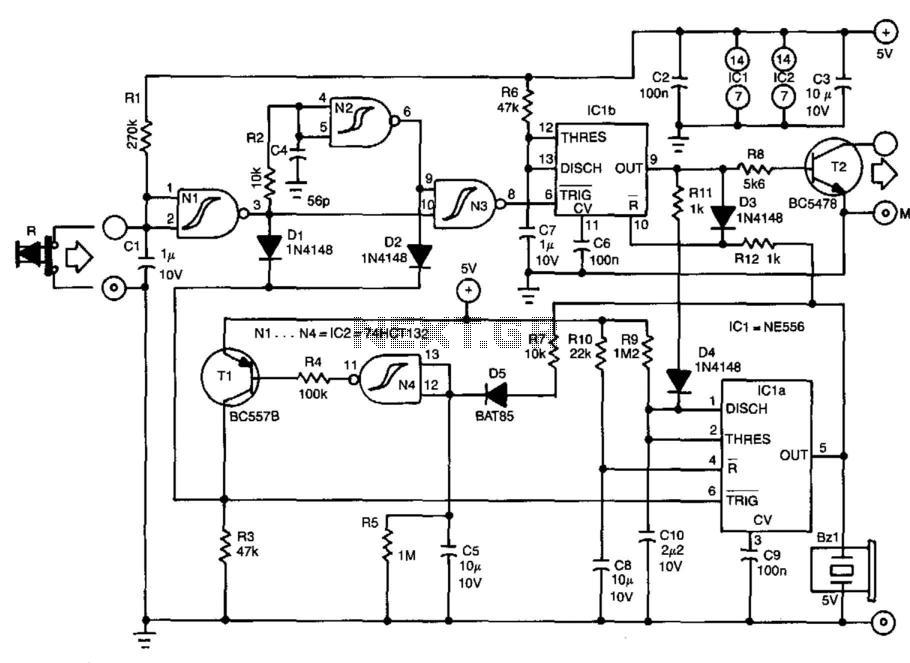 computer circuit :: Next.gr
