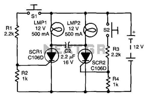 lighting circuit Page 2 : Light Laser LED Circuits :: Next.gr