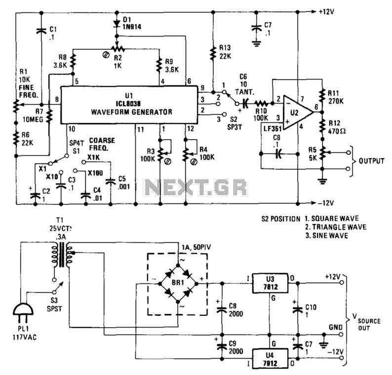 Two Resistors In Parallel Circuit Diagrams