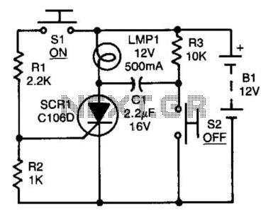 > light laser led > Lighting > Scr Capacitor Turn Off