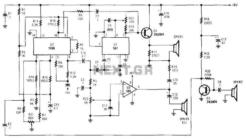 Acoustic Doppler Motion Detector under Human Sensing