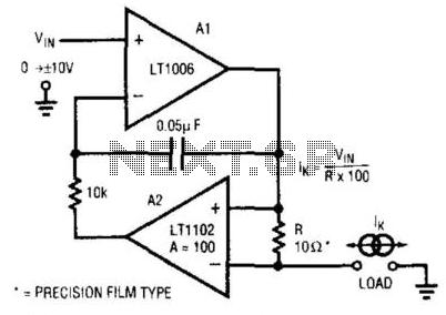 > sens detectors > voltage > Voltage Programmable Current