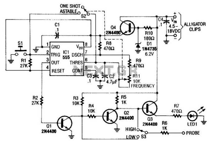 oscillator circuit Page 3 : Oscillator Circuits :: Next.gr